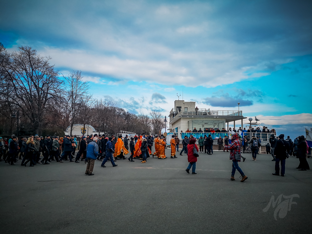 Бургас празнува Йордановден - 2020
