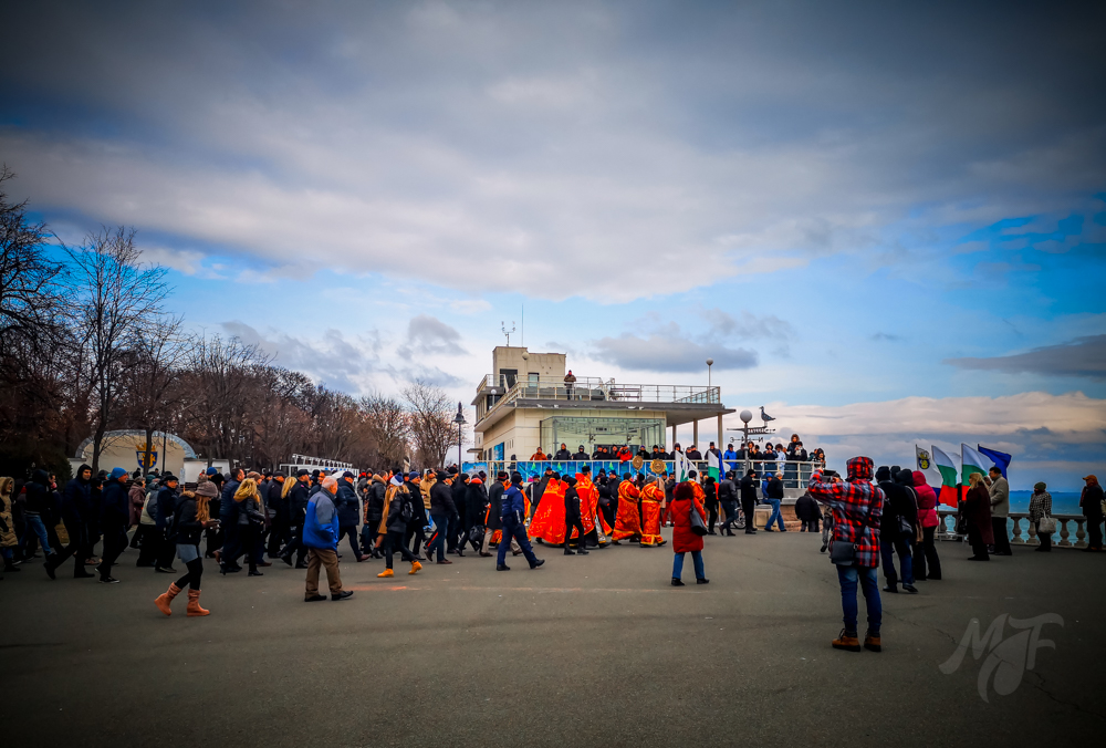 Бургас празнува Йордановден 2020