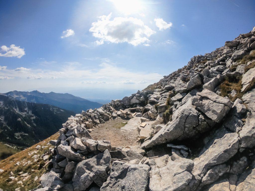 Алпийски Заслон Кончето