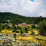 Заслон – Спано поле