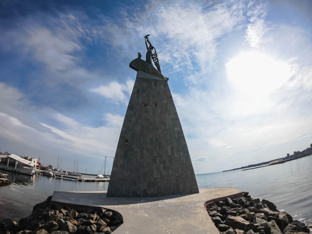 Fisherman's Statue