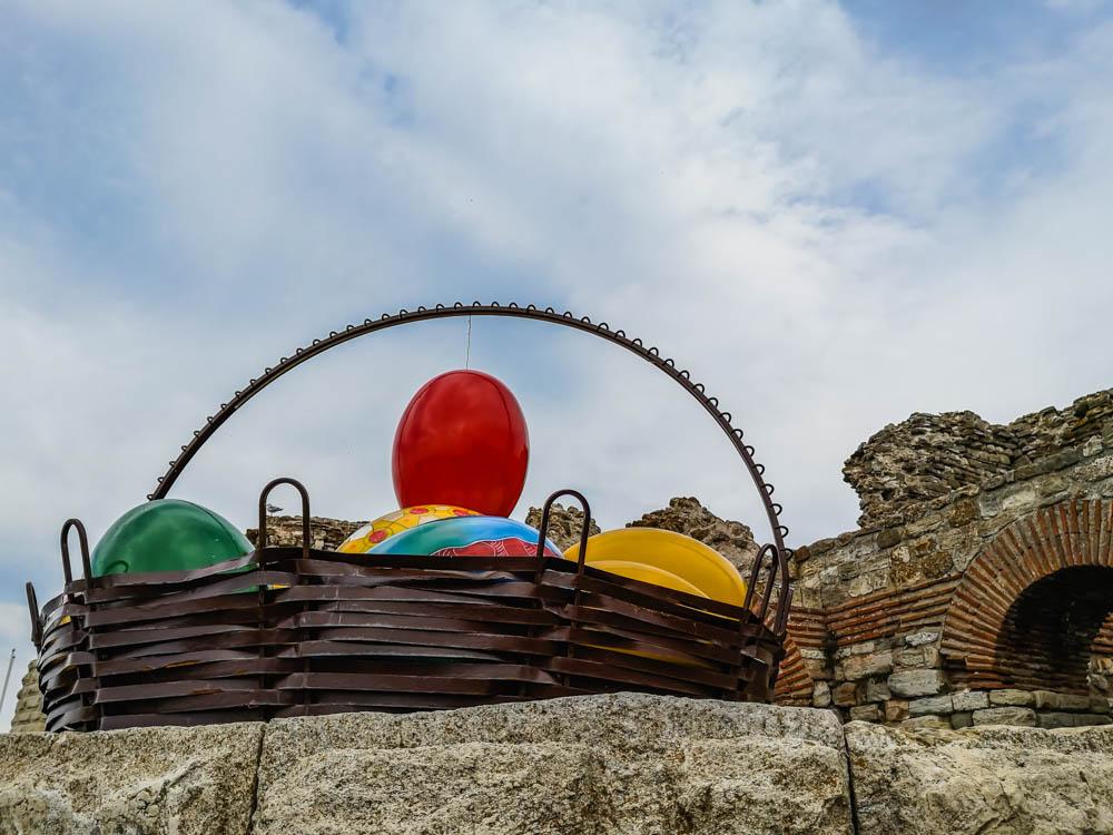 Великденската кошница Несебър