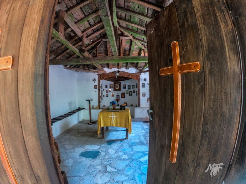 Параклис Света Троица до Малко Търново