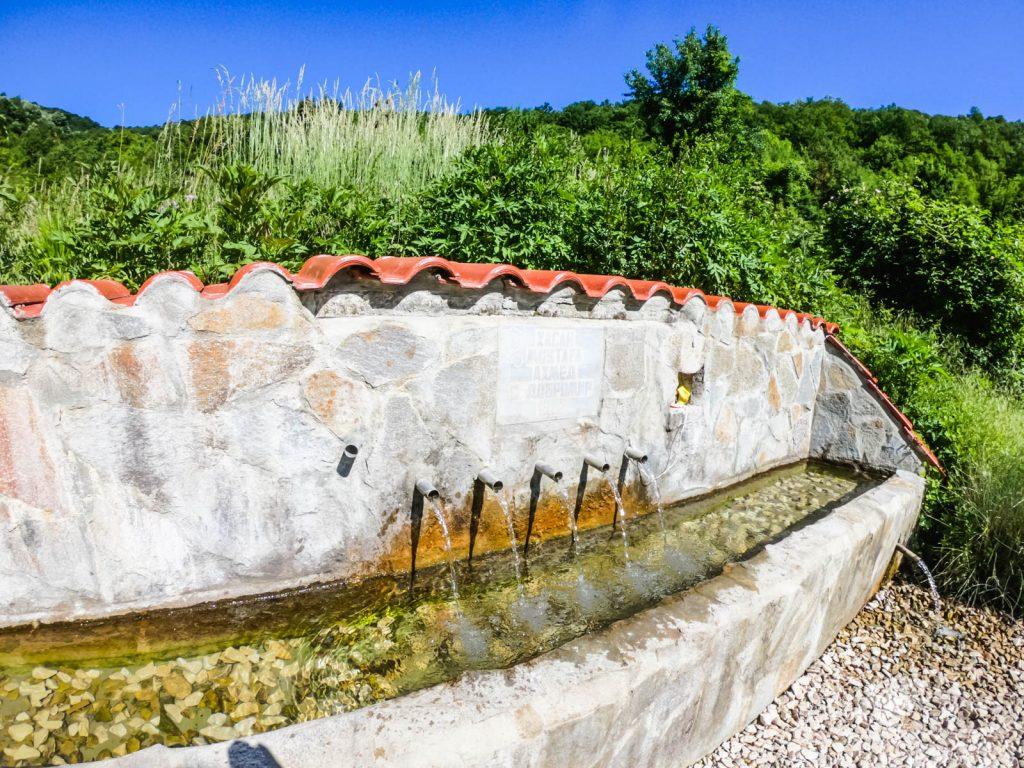 катерачен обект Манастира