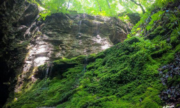 Maharata Cave in Strandzha