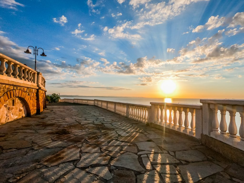 July Morning 2020 Burgas