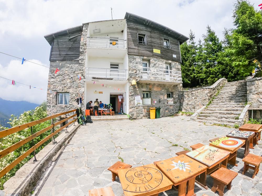 terrace of the Kozia Stena