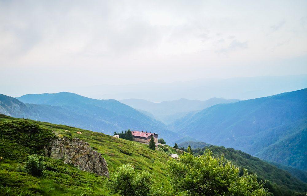 Kozia Stena – The Hut, The Reserve, The Peak