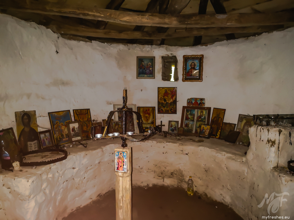 параклис Света Троица в Странджа