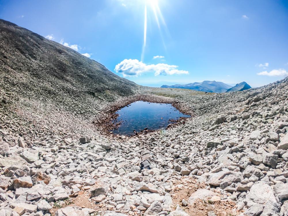 Горно Полежанско езеро