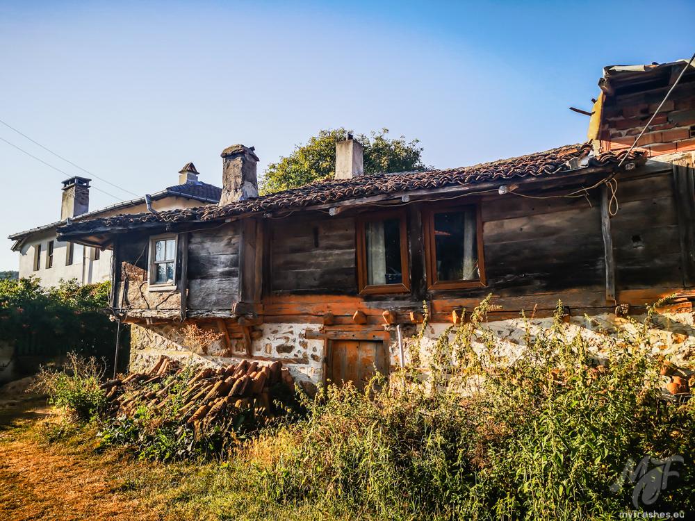 странджански къщи